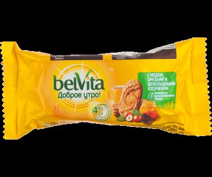 Печенье «Бельвита» мультизлаковое, 50 г