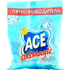 ACE пятновыводитель OXIMAGIC WHITE 200 г
