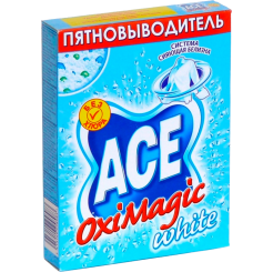 ACE пятновыводитель OXIMAGIC WHITE 500 г