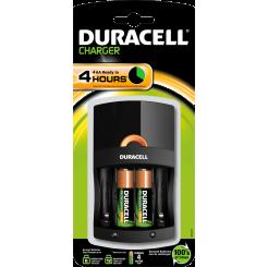 DURACELL зарядное устройство CEF14  (с батарейками AA 1300mAh - 2 шт.)