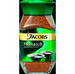 Растворимый кофе натуральный сублимированный ТМ Jacobs Monarch (Якобс Монарх), 47.5 г