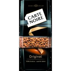 Растворимый кофе натуральный сублимированный Carte NOIRE (Карт Нуар), 47.5 г