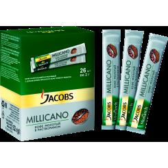 Кофе Jacobs Millicano 1.8 г (20х26х1.8 г)