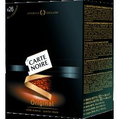 Кофе CARTE NOIRE 1.8 г сашет (20х26х1.8 г)