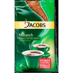 Молотый кофе Jacobs Monarch Классик 70 г