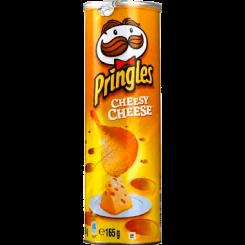 Чипсы PRINGLES сыр 165 г
