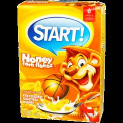 START Кукурузные хлопья с медовым сиропом 280 г