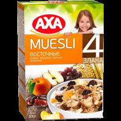 Мюсли AXA Восточные 300 г
