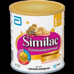 Детская молочная смесь Similac Гипоаллергенный 1, 400 г