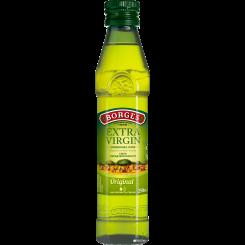 Оливковое масло класса экстра, отжатое непосредственно и только из маслин Extra Virgen BORGES, 250 мл