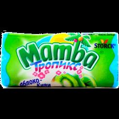 Жевательные конфеты Mamba ТРОПИКС 26.5 г