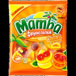 Жевательный мармелад Mamba  фруктовый микс 14 шт. 72 г