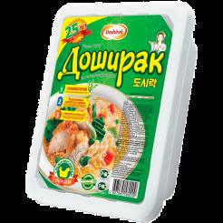 Лапша быстрого приготовления Доширак 90 г со вкусом курицы