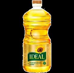 Подсолнечное масло Ideal 2 л
