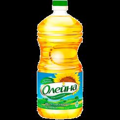 Подсолнечное масло Олейна 2 л