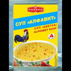 """Суп """"Алфавит"""" 52 г"""