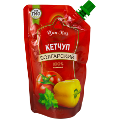 Кетчуп  250 г Болгарский
