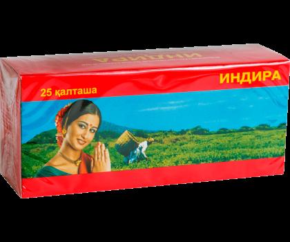 Чай Индира пакетированный 25х1.8 г