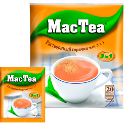 MacTea 3 in 1 50х20х18 г