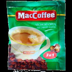 Sashet MacCoffee Ingrd 3 in 1 Hazelnut 50х20х18 г