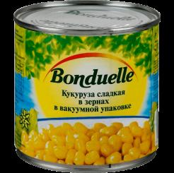 Бондюэль Кукуруза Сладкая в вакумной упаковке 850 мл