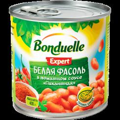Белая фасоль в томатном соусе Bonduelle (Бондюэль), 425 мл