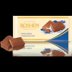 Шоколад ROSHEN темный молочный 90 г
