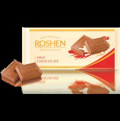 Шоколад ROSHEN молочный 90 г