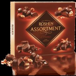 Конфеты ROSHEN assortment classic черный шоколад 154 г