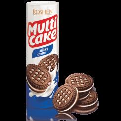 Печенье-сендвич ROSHEN multi cake c молочно-кремовой начинкой 180 г