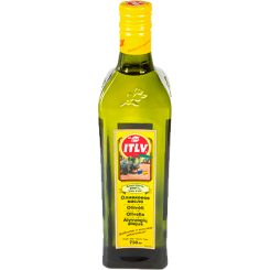 Оливковое масло натуральное 100% ITLV 750 мл