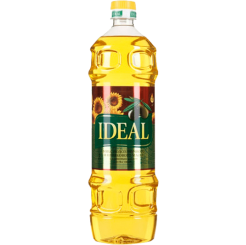 Масло Идеал  микс подсолнечного и оливкового 1 л