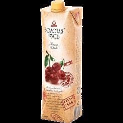 Нектар сок Золотая Русь вишневый 1 л