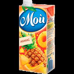 Сок нектар Мой ананасовый 950 мл