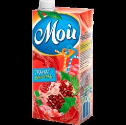 Сок нектар Мой из граната и винограда для детского питания 950 мл