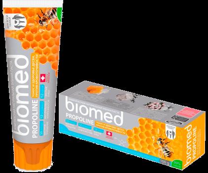 Зубная паста Biomed Propoline / Прополис, 100 г
