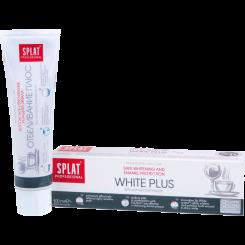 Зубная паста SPLAT Professional WHITE PLUS/ОТБЕЛИВАНИЕ ПЛЮС, 100 мл