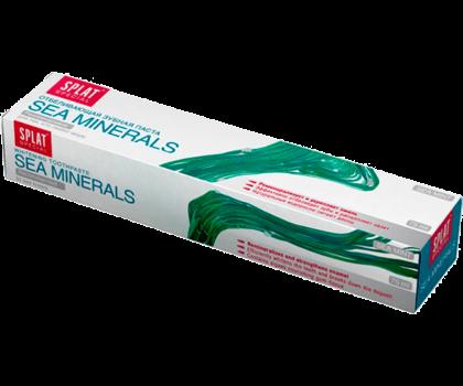 Зубная паста Splat Special SEA MINERALS / Морские минералы  70 мл