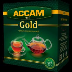 Чай Assam гранулированный GOLD 250 г