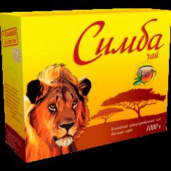 Чай Simba гранулированный 1 кг