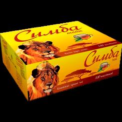 Чай Simba пакетированный 100 пакетиков по 2 г