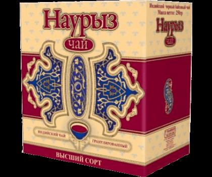 Чай Наурыз NEW гранулированный 250 г