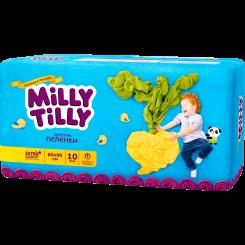 Одноразовые детские пеленки Milly Tilly 60х90 см, 10 шт.