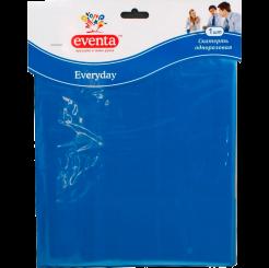 Одноразовая скатерть EVENTA синяя 138х183 см, 1 шт.
