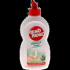 Средство для мытья посуды Пемо Люкс Нежные руки, 450 мл